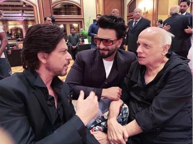 Shahrukh Khan And Ranveer Singh