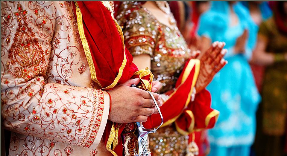 Marriage Bride Groom