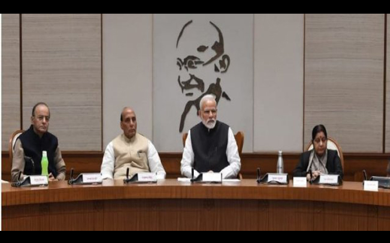 CCS Meeting After Pulwama Attack
