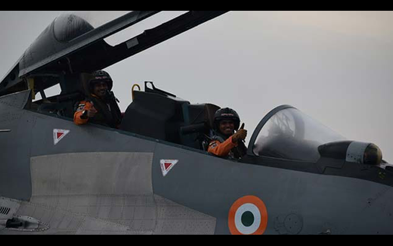indian air force attacks in pakistan