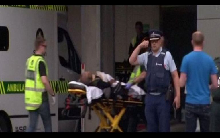 New Zealand Mosques shooting