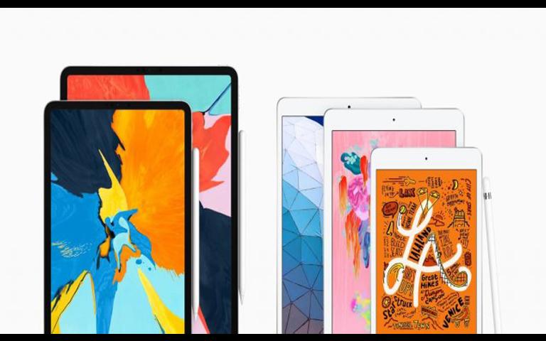 Apple ipod air ipad mini