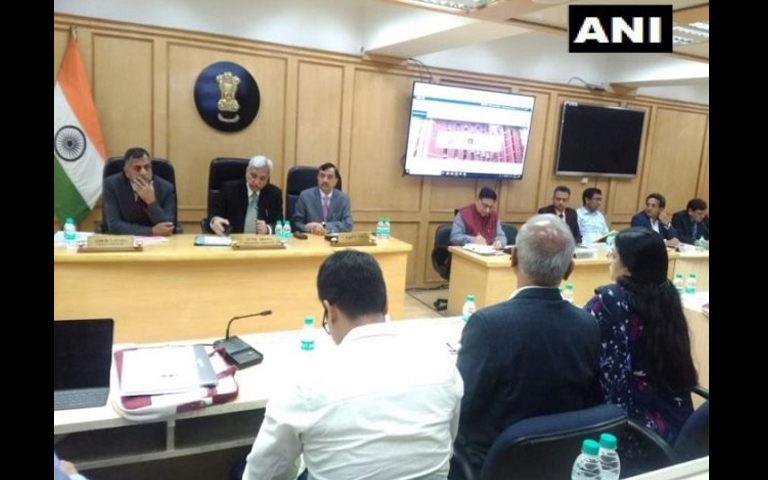 ELECTION COMMISSION ON SOCIAL MEDIA