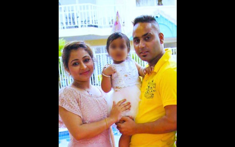 NRI husband killed her wife