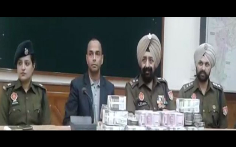 police seized 92 lakh cash in patiala