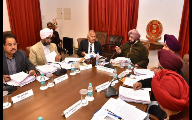 punjab cabinet meeting subsidy to sugarcane farmers