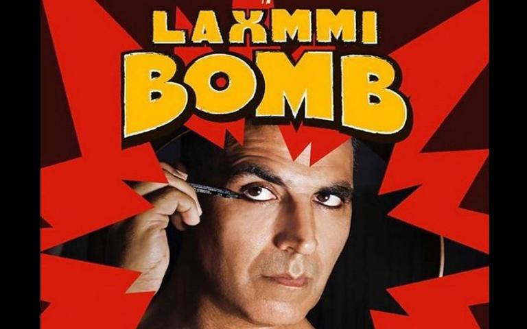 akshay's laxmi bomb first look
