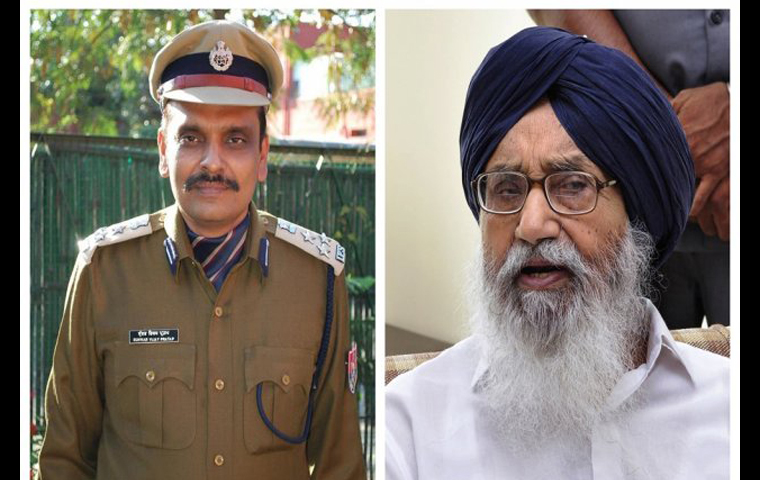Parkash Singh Badal vs Kunwar Vijay Partap
