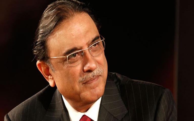 Asif Ali Jardari