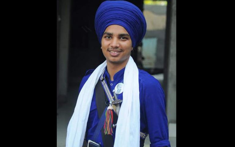Sikh Boy