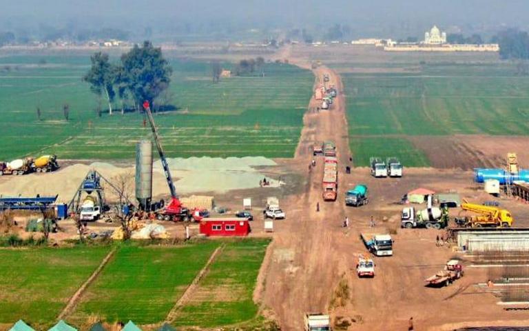Kurtarpur Sahib Corridor