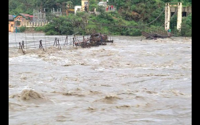 flood in punjab