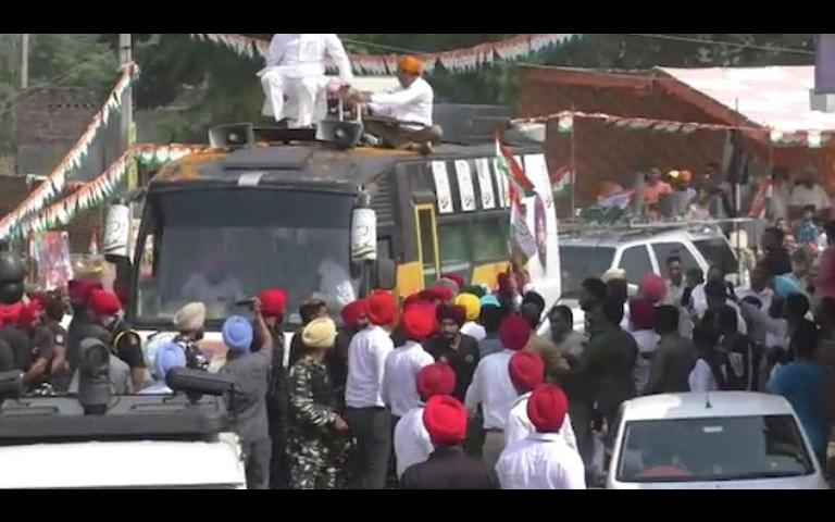 captain-amrinder-singh-road-show