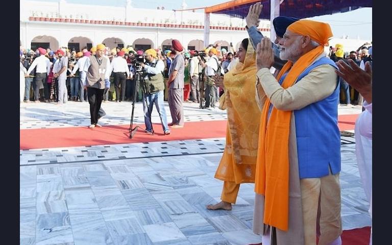 Kartarpur Corridor inauguration 2