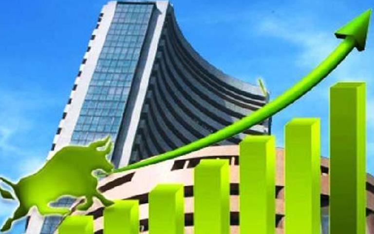 share-market-sensex-gains-268