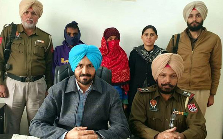 2-drug-smugglers-arrested-by-ludhiana-police