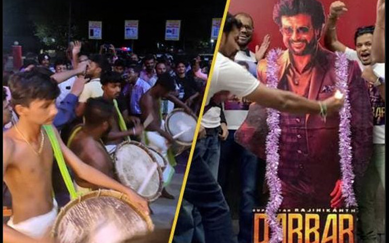 rajinikanth-fans-go-crazy-for-darbar