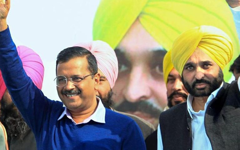 aam-aadmi-party-to-change-face-for-entry-in-punjab