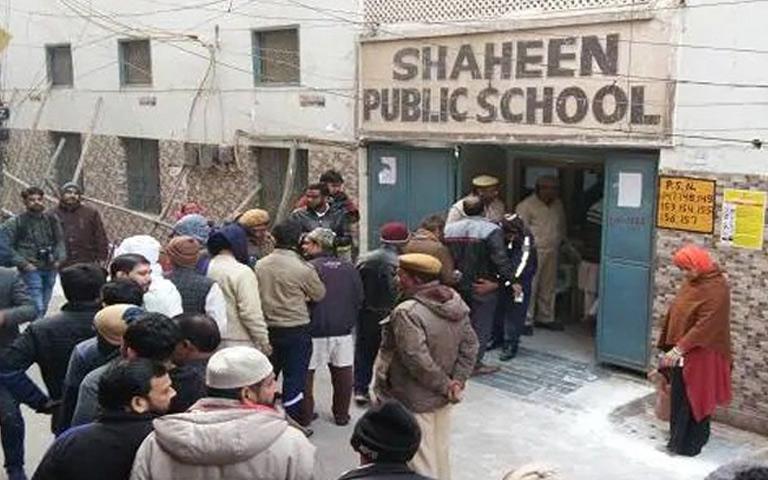 delhi-election-2020-voting-in-shaheen-bagh-women-in-long-queues