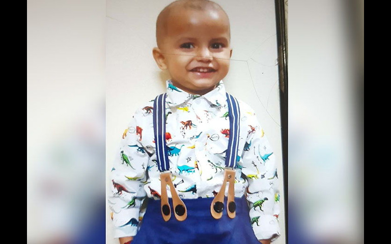 car crushed and killed 3 year old student in ludhiana