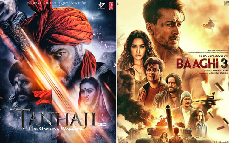 Tiger Shroff's Baaghi 3 Day 1 Box Office Collection