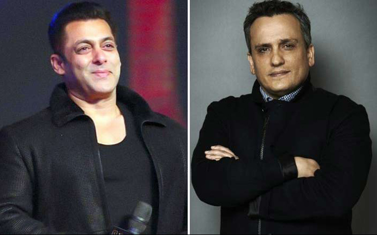 Avengers Endgame Director is Big Fan of Salman Khan