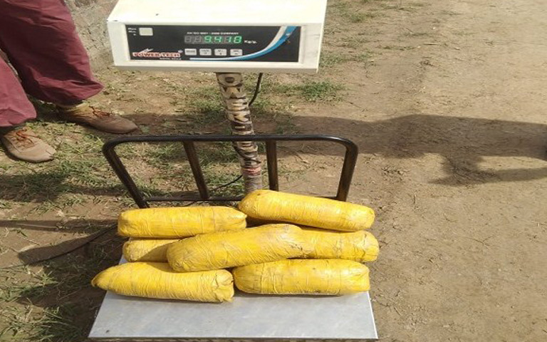 9-kilo-heroin-recovered-in-amritsar-by-bsf