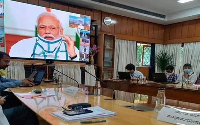 narendra-modi-meeting-on-lockdown