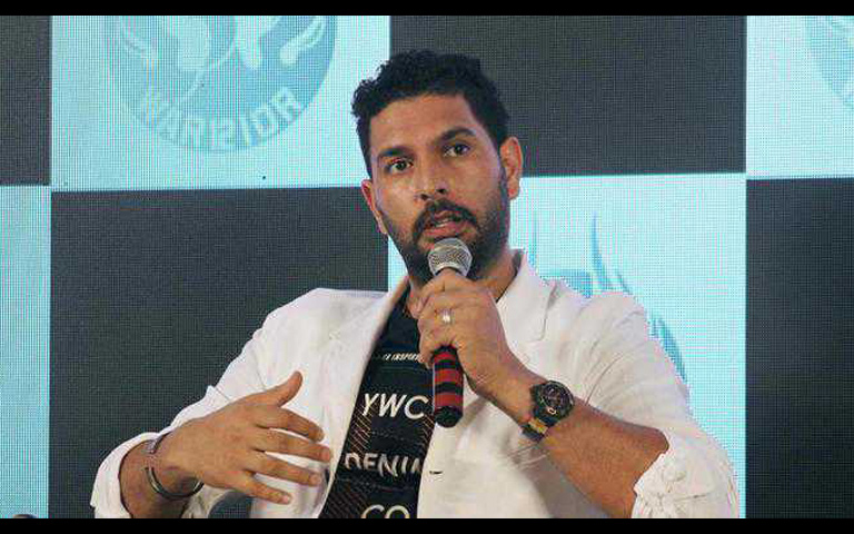Yuvraj Donates in PM Cares in Fight against Corona