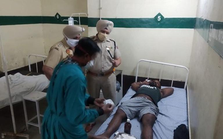 firing-in-kapurthala-one-seriously-injured