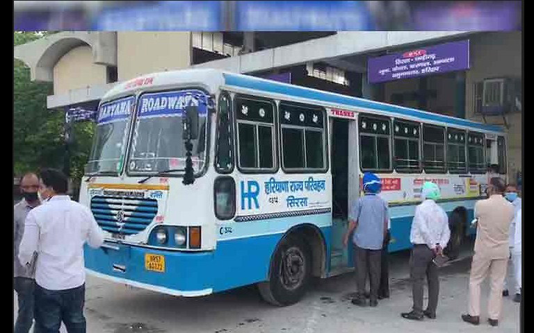 roadways-bus-service-started-from-friday-in-haryana