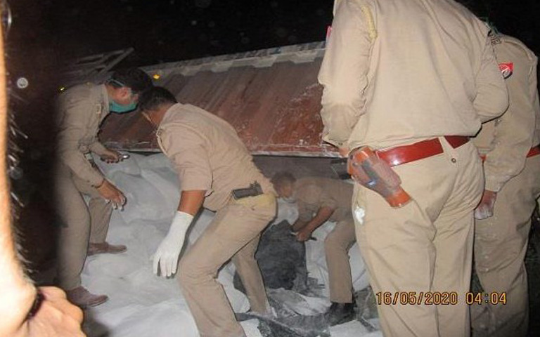 road-accident-in-uttar-pradesh-24-workers-died