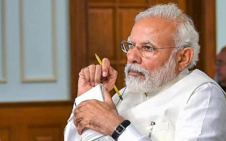 PM Modi will be live at 8pm tonight to talk on lockdown 4
