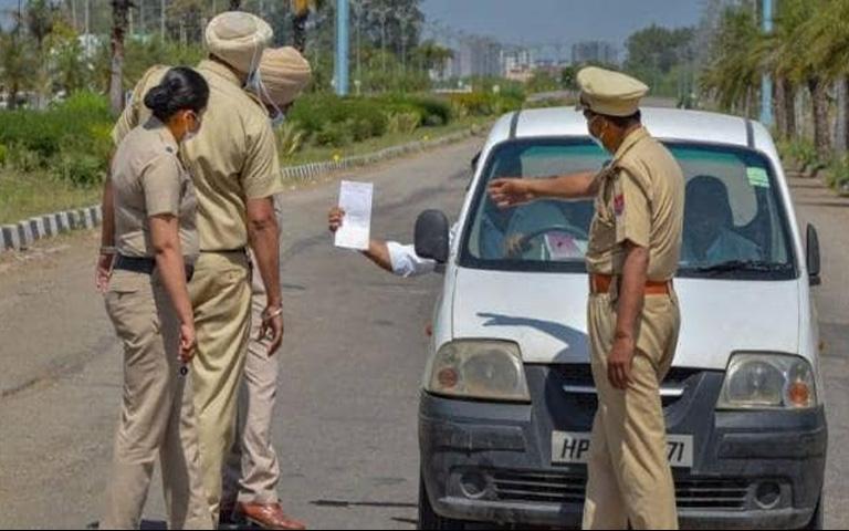Weekend Lockdown in Punjab Borders to be sealed