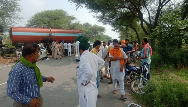 five-people-killed-in-road-accident-in-bathinda