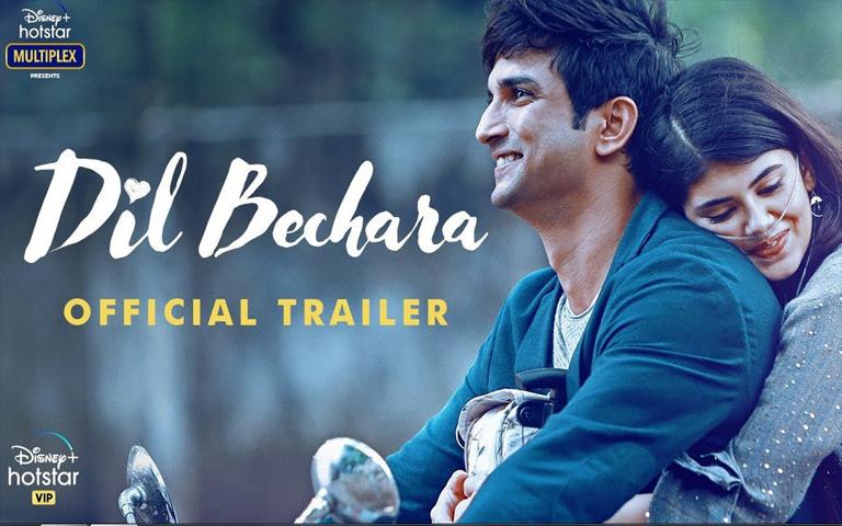 sushant-rajput-film-dil-bechara-mahesh-shetty-emotional
