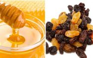 benefits-of-raisins-with-honey-for-male-power