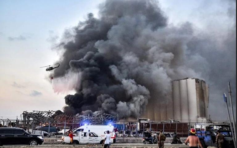 Lebanon Blast Updates News: ਲੇਬਨਾਨ ਵਿੱਚ ਹੋਏ ਧਮਾਕੇ ਦੇ ਵਿੱਚ 16 ਕਰਮਚਾਰੀਆਂ ਨੂੰ ਕੀਤਾ ਗਿਰਫ਼ਤਾਰ