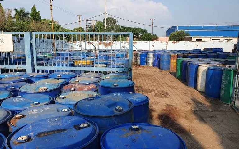 excise-department-seizes-27600-liters-of-illicit-spirit-from-dera-bassi