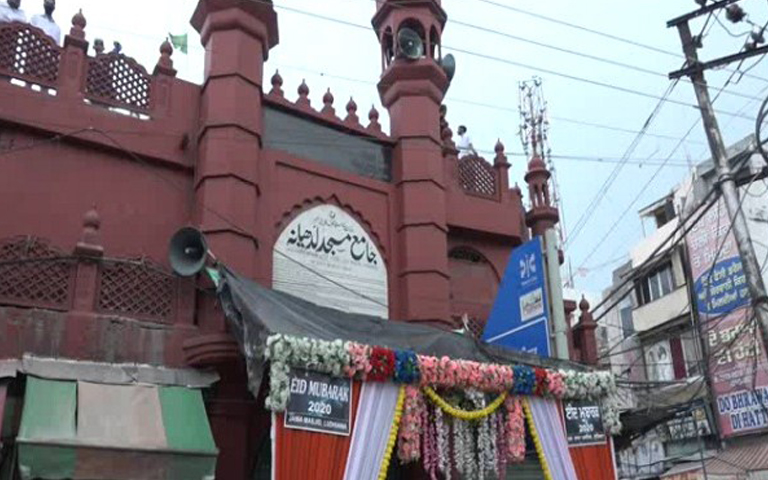 eid-celebrations-in-jama-masjid-ludhiana