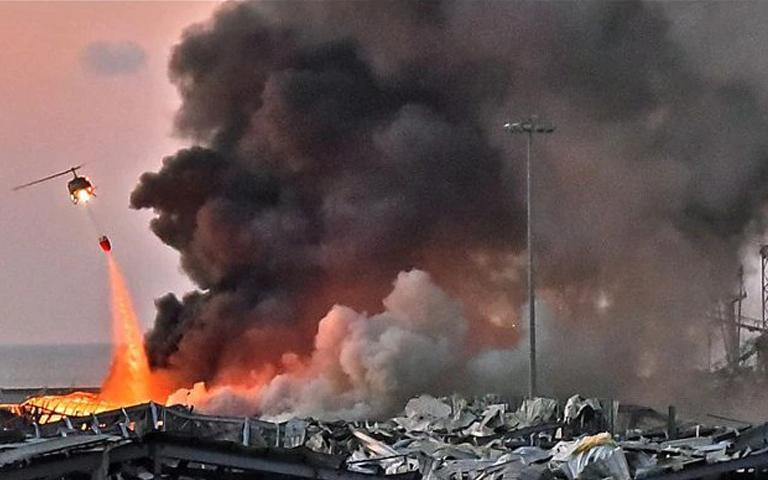 Lebanon Blast Updates News: ਲੇਬਨਾਨ ਦੀ ਰਾਜਧਾਨੀ ਬੇਰੂਤ ਵਿੱਚ ਹੋਏ ਧਮਾਕੇ ਤੋਂ ਬਾਅਦ ਇਹਨਾਂ ਵੱਡੇ ਦੇਸ਼ਾਂ ਨੇ ਕੀਤੀ ਮੱਦਦ ਦੀ ਪੇਸ਼ਕਸ਼