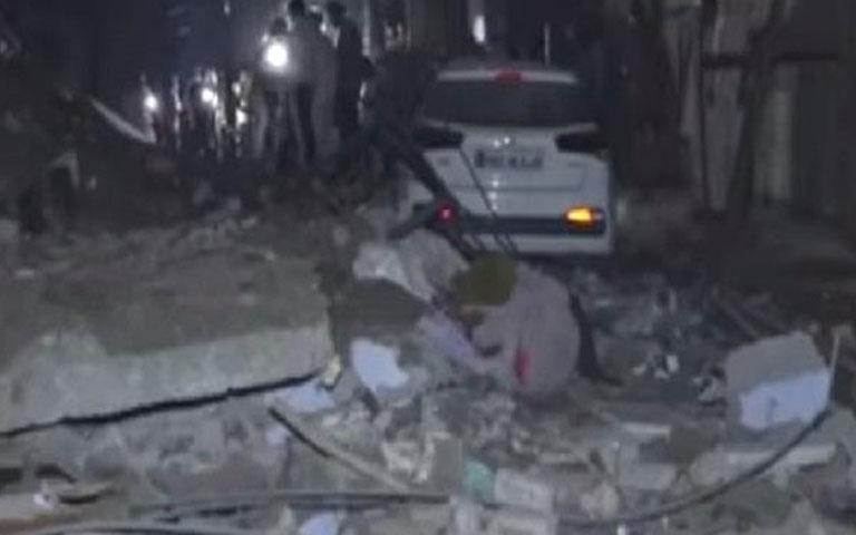 building-collapse-in-cheel-mandi-amritsar