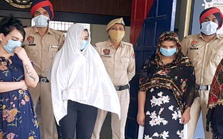 prostitution-foreign-girls-sex-racket-in-ludhiana-news
