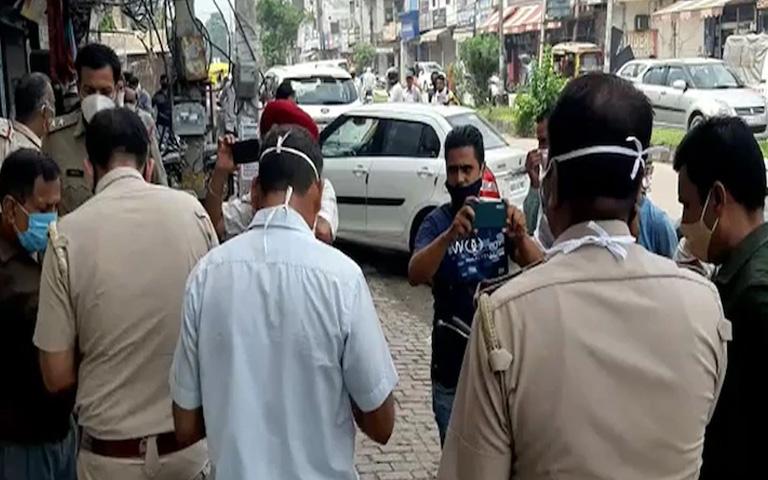 Businessman shot dead by in Yamunanagar market