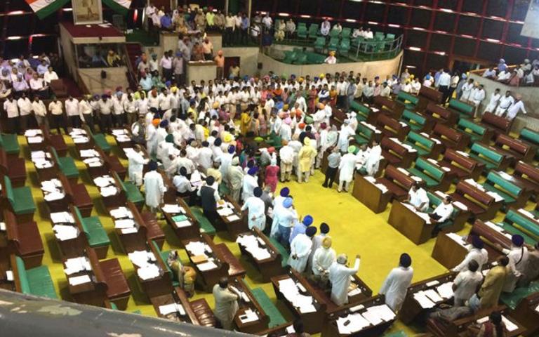 23 MLA tested corona positive before Punjab Vidhan Sabha session