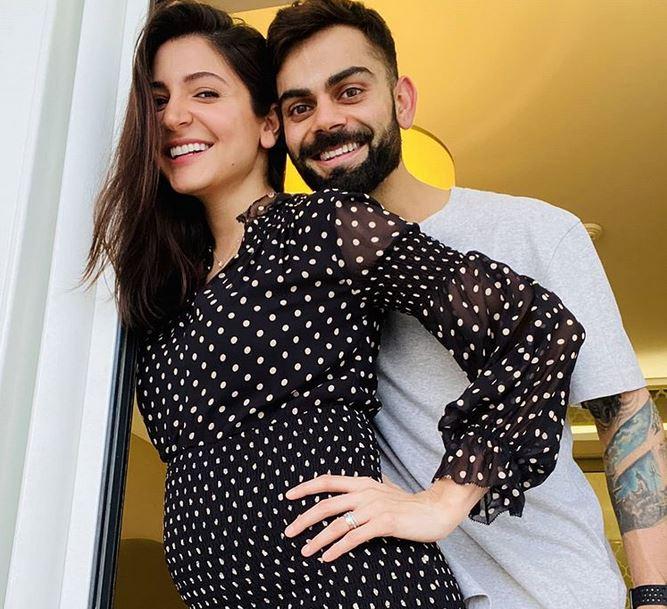 Virat Kohli to become a father reveals on social media