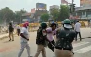 lathicharge-on-farmer-protest-against-ordinance-in-haryana-bjp-government