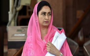 agriculture-ordinance-bill-harsimrat-badal-resign-news
