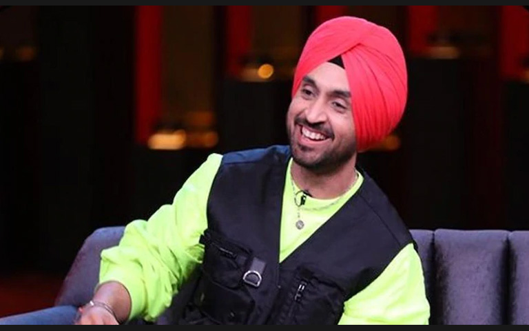 Diljit announced his next Punjabi film 'Ranna ch Dhanna'