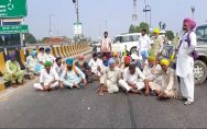 Farmers' organizations against govt after farmer's death